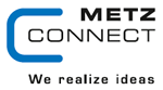Jobs bei METZ CONNECT TECH GmbH